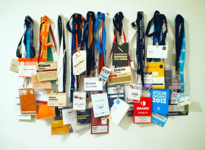 Lots of Lanyards